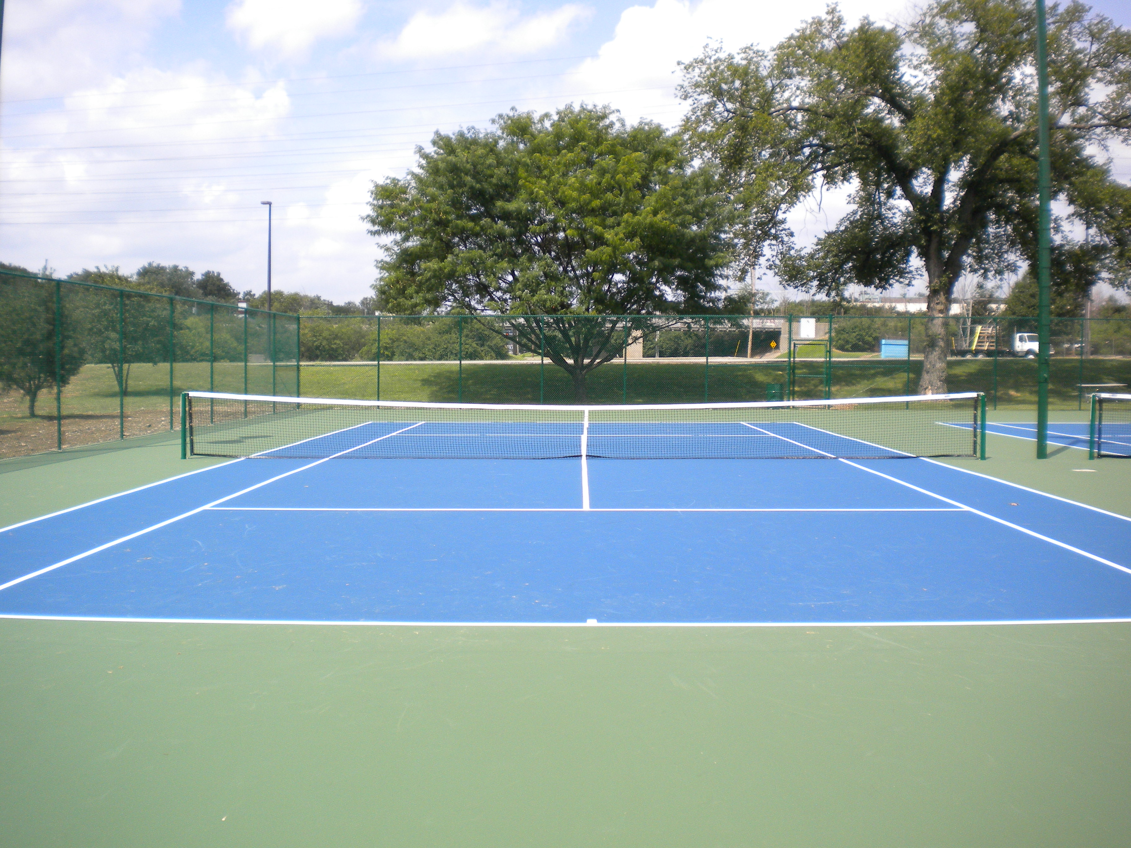 TENNIS COURT CONSTRUCTION & COST